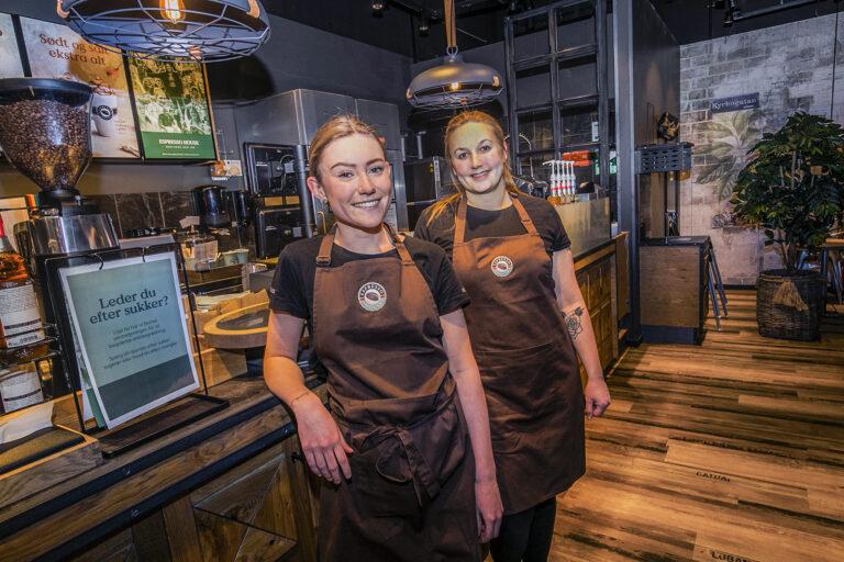 Espresso House Kennedy Arkaden Aalborg1